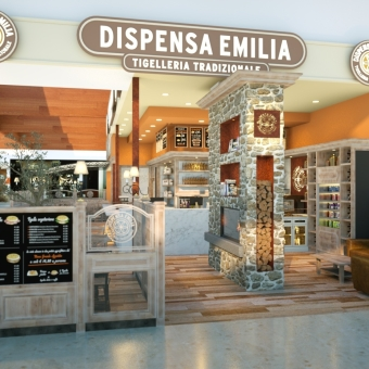 Dispensa Emilia – I Gigli (FI)